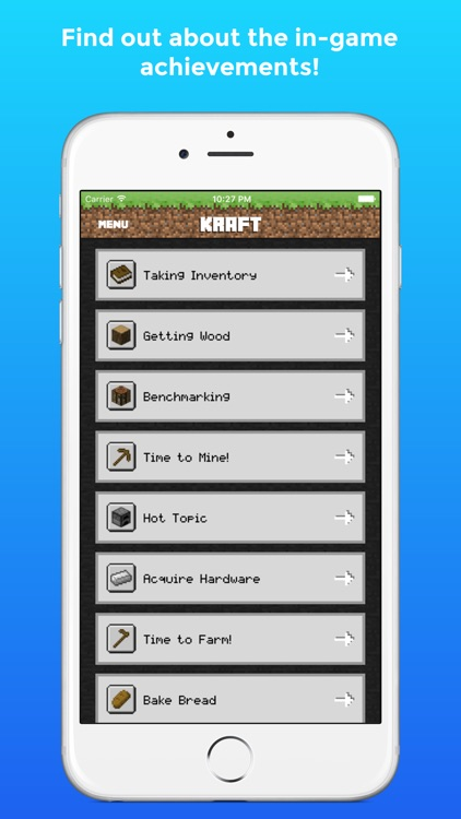 Kraft - Crafting Guide and Recipes for PC - Pocket screenshot-3