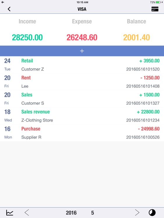 Daily Sales Tracker Pro-Retail  Invoicing Software screenshot-3