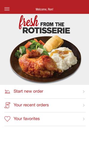 Boston Market On The App Store