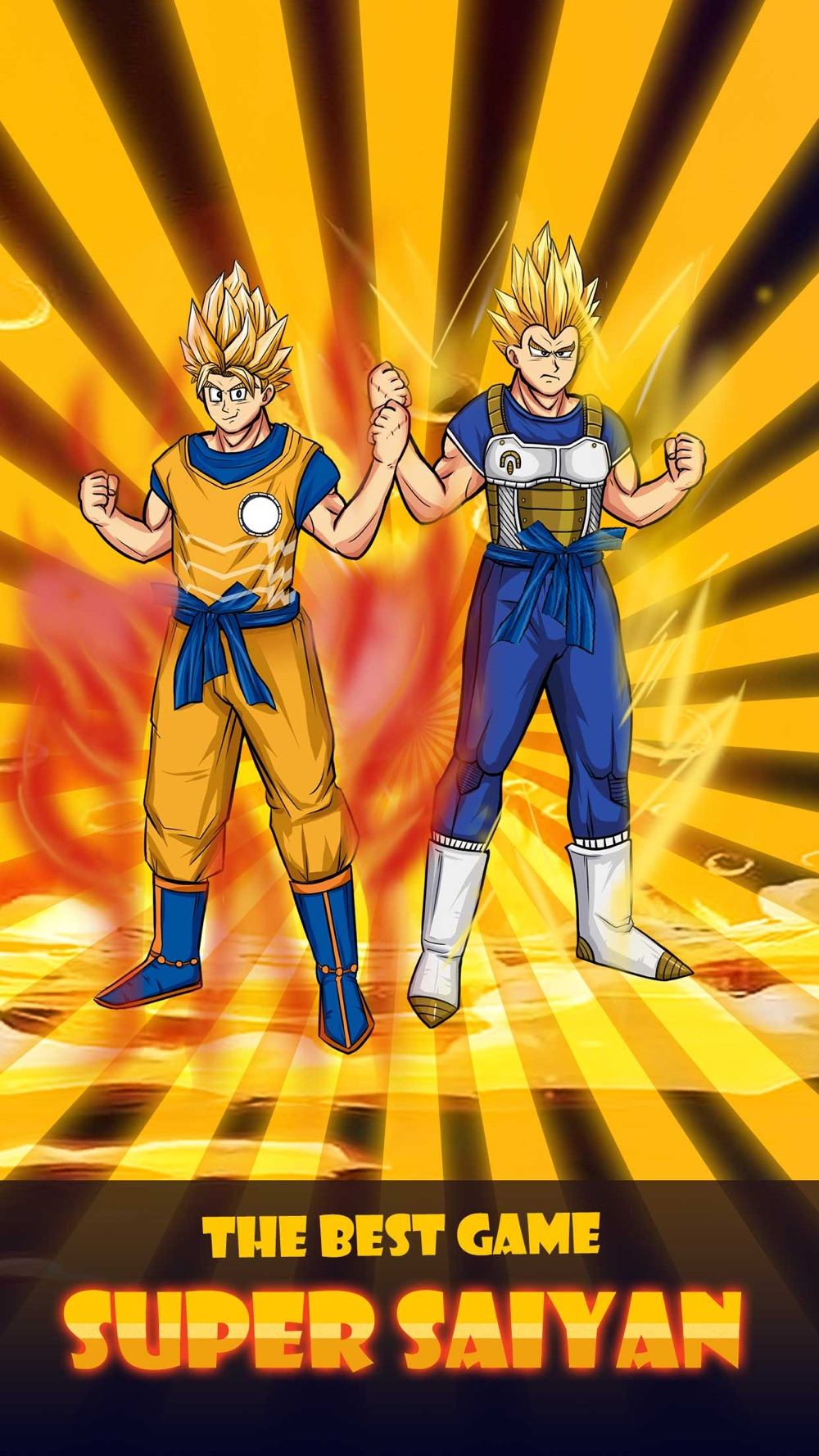 Super Saiyan DressUp – for Dragon Ball Z Heros Cheat Codes