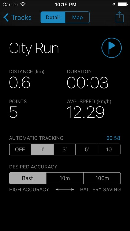 Waypoints - Track Your Steps