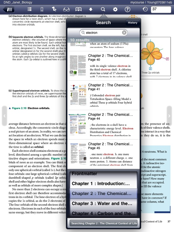 Pearson eText for Canada screenshot-3