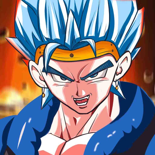 Baixar Super Saiyan DressUp - for Dragon Ball Z Heros para iOS