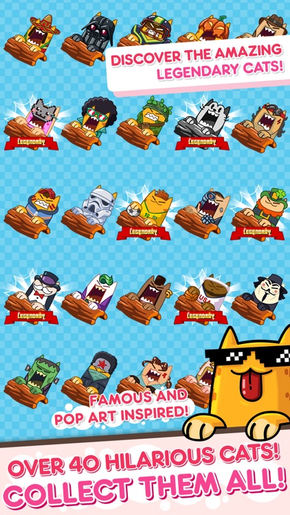 Splashy Cats: Endless Zigzag Arcade Water Game screenshot-0