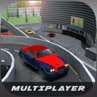 Multi nivel Supermercado Coche Aparcamento 3D Sim icon