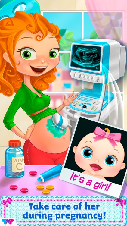 My Newborn Baby - Mommy & Baby Care screenshot-1