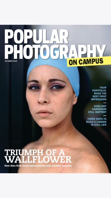 Popular Photography On Campus
