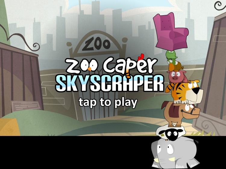Zoo Caper Skyscraper