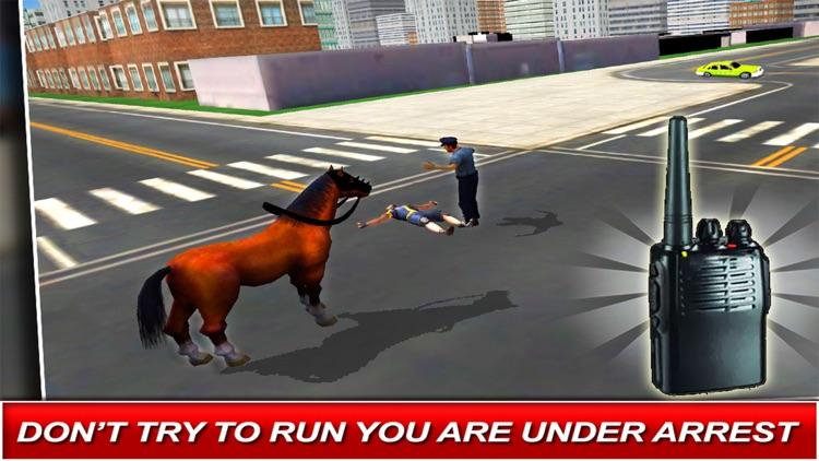 Police Horse Crime screenshot-3