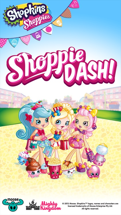Shopkins: Shoppie Dash! screenshot-0