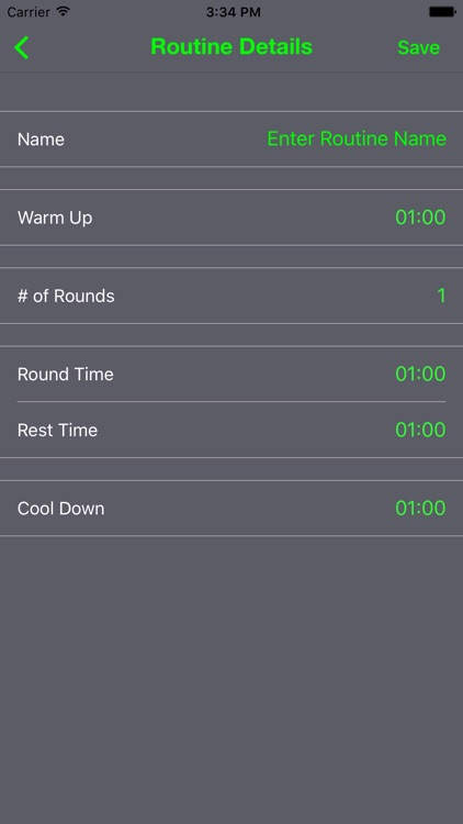 Chronic Timer screenshot-2