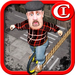 Tightrope Unicycle Master 3D HD Free