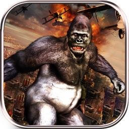 Gorilla Escape Simulator 2017 : Survival 3D