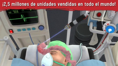 Screenshot for Surgeon Simulator in Dominican Republic App Store