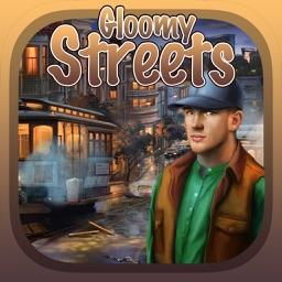 Gloomy Streets Mystery Hidden Object Investigation