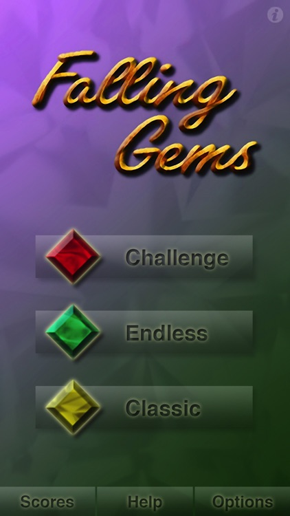 Falling Gems screenshot-1
