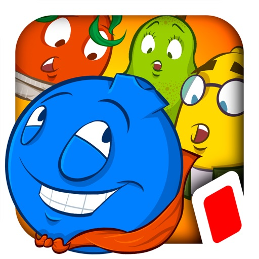 Veggie Bottoms HD Healthy Eating Made Fun for Kids