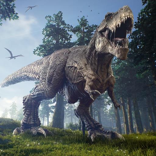 Dinosaur Simulator 3D: Free Jurassic Commando Game