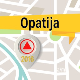 Opatija Offline Map Navigator and Guide