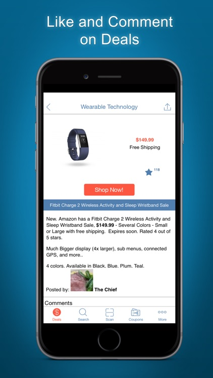 BuyVia - Best Deals, Shopping, Sales, Freebies screenshot-3