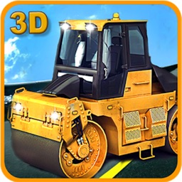 City Road Construction Truck Loader Simulator