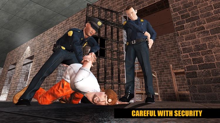 Prison Escape Criminal Squad screenshot-3