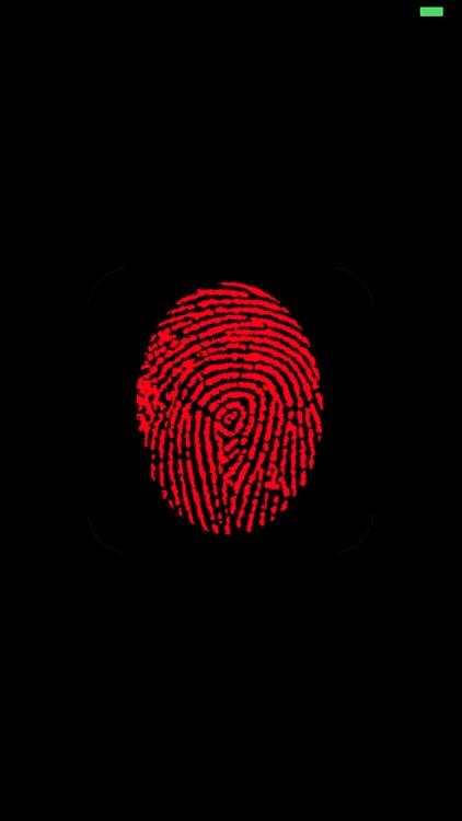 love finger scan