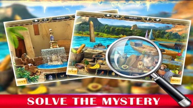 Secret of Saqqara Hidden Objects Game screenshot-3