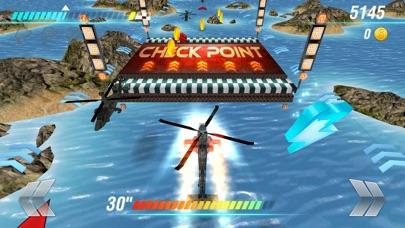 Hubschrauber Krieg 3D . Flugzeug Simulator SchießScreenshot von 4