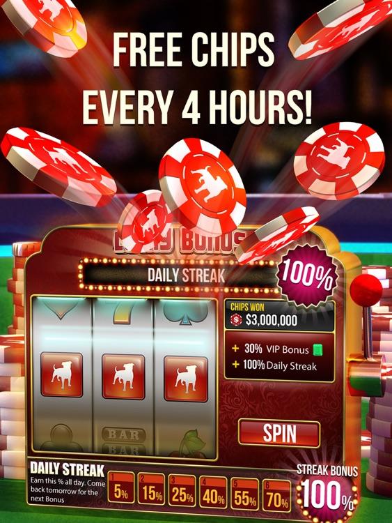 Zynga Poker HD: Vegas Casino Card Game screenshot-3