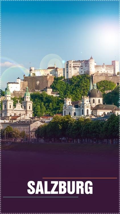 Salzburg Offline Travel Guide