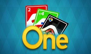 One Card! Best Card Game - Single & Multiplayer