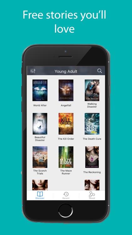 Free Novels screenshot-4