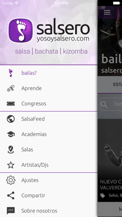 salsero screenshot two