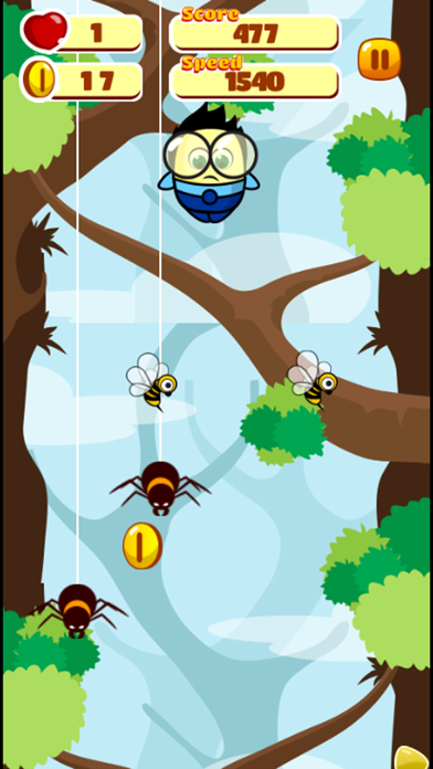 Egg Jump - Snail Doodle Special Fun Games For Free screenshot three