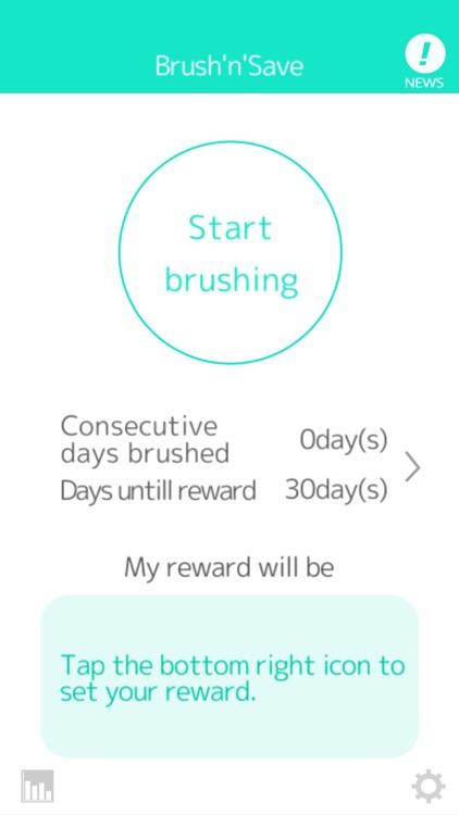Brush'n'Save