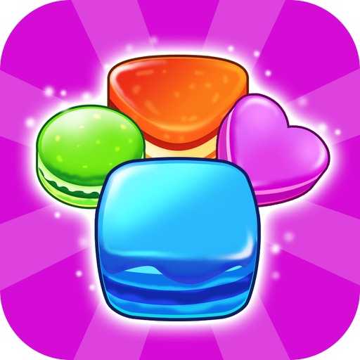 Cookie Crush - 2016 of Candy Match 3 Games iOS App