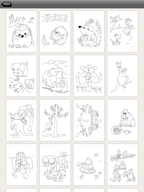Игра Coloring Book for Kids: Animal