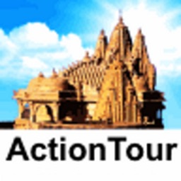 Jain Palitana Shatrunjay Audio Tour Guide (Eng+Guj), Travel & Bhav Yatra for Jains with offline map
