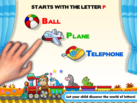 Abby Monkey® Basic Skills: Preschool and Kindergarten Educational Learning Adventure Games for Toddler Explorers screenshot