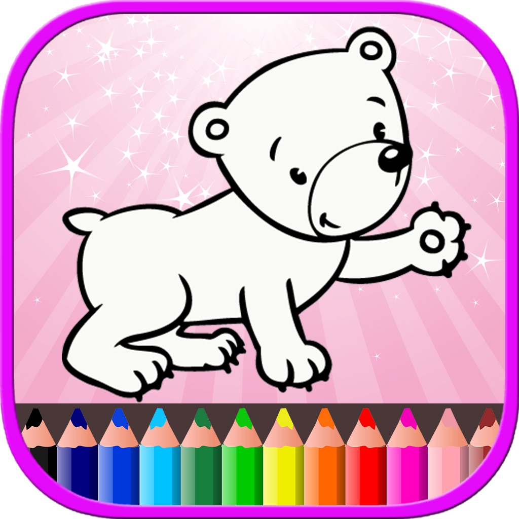 Animal Coloring Book For Kids - Free Games hack