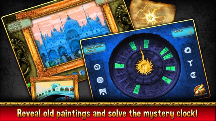 Mahjong Venice Mystery Puzzle (Full) screenshot-4