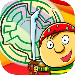Mazes for kids – Fun puzzle game to find the exit