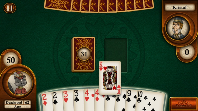 Aces® Gin Rummy screenshot-4