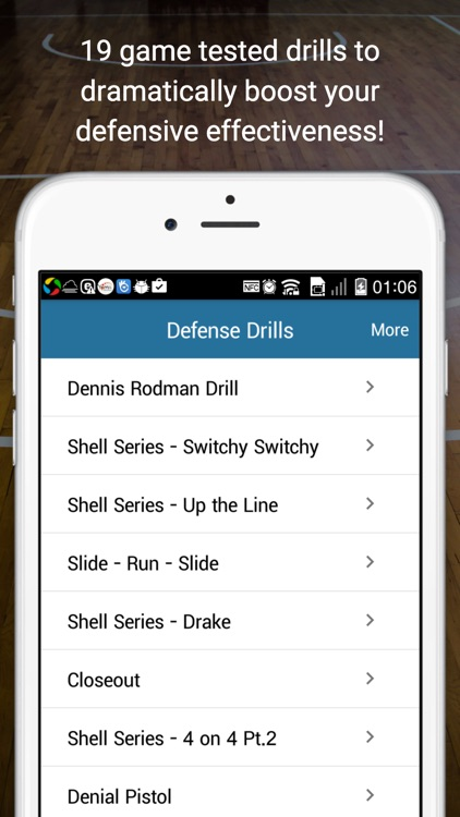 Basketball Defense Drills