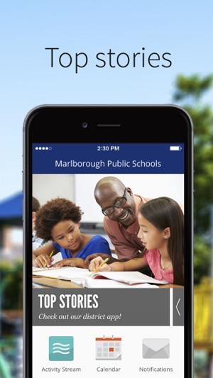 Marlborough Public Schools on the App Store