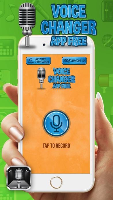 Voice Changer App Free screenshot two