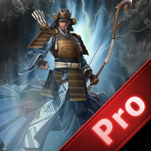 Revenge Of The Archer Samurai Pro - Best Bow Games