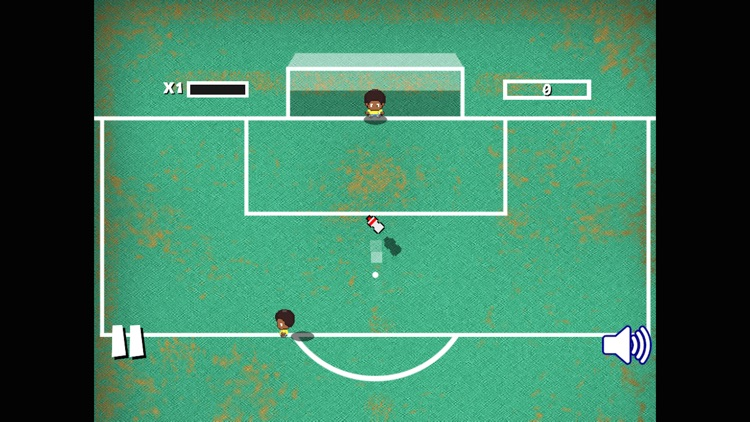 Crazy Penalty Kick/Soccer game screenshot-2