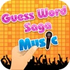 Guess Word Saga Music - Guess the song game